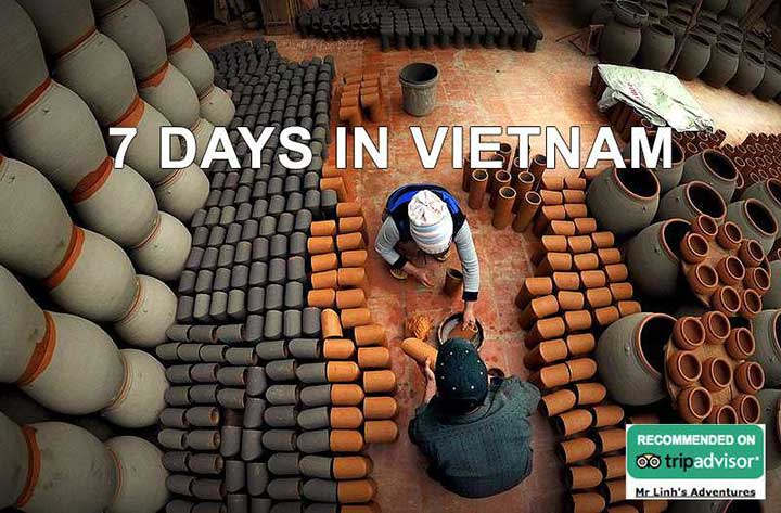 7 days in Vietnam: what's possible in a week