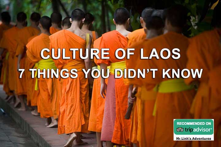 Culture of Laos: 7 things you didn't know