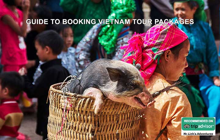 Guide to booking Vietnam tour packages