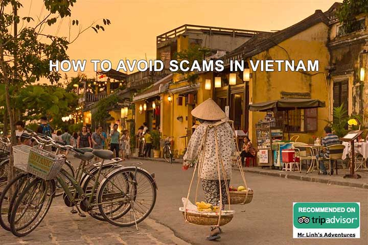 How to avoid scams in Vietnam