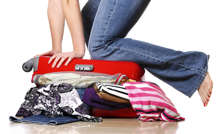 Try to Pack Light to Make Traveling Easier and Safer