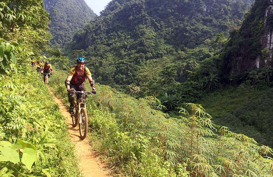 cycling in vietnam tours