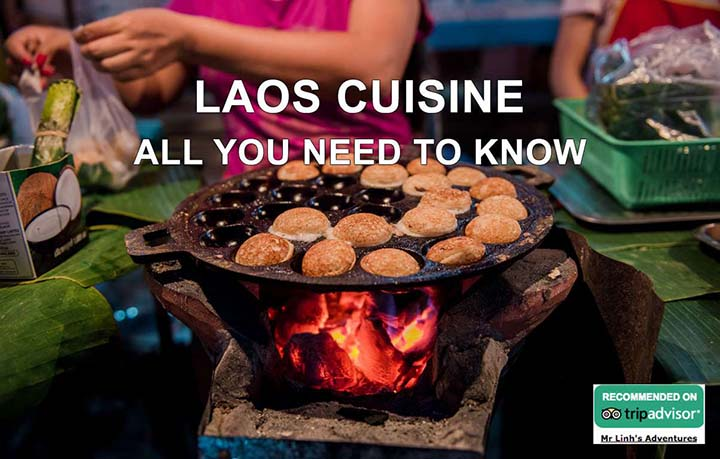 Laos cuisine: all you need to know