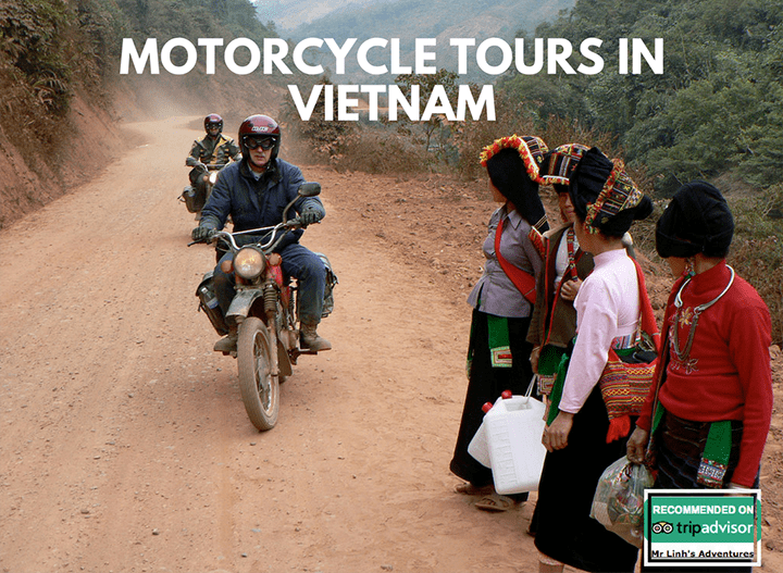 Motorcycle tours in Vietnam: another way to discover south east Asia