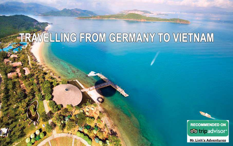 Travelling from Germany to Vietnam: flights, tips + tours