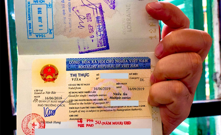 Get your Visa for Vietnam
