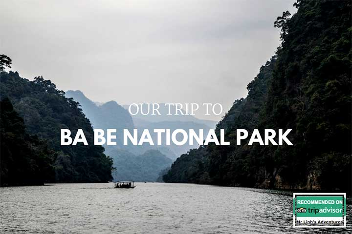 Ba Be National Park, Vietnam