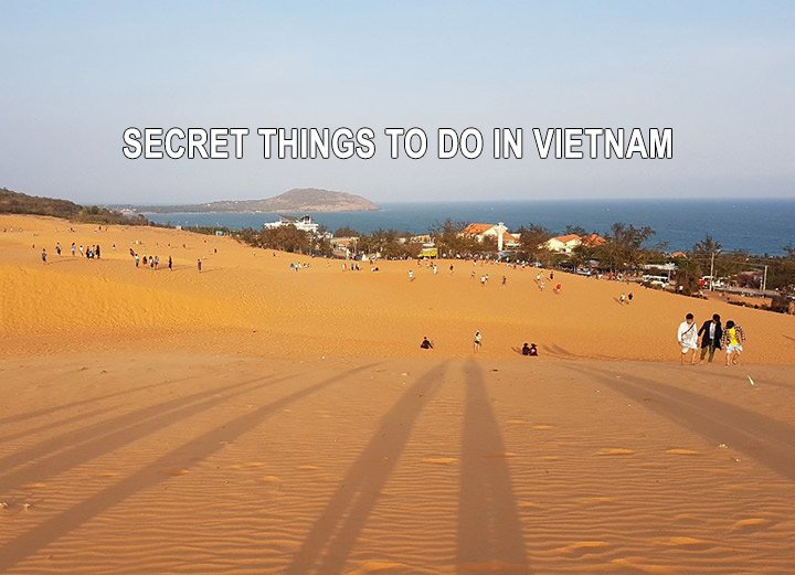 The 10 hottest secret things to do in Vietnam