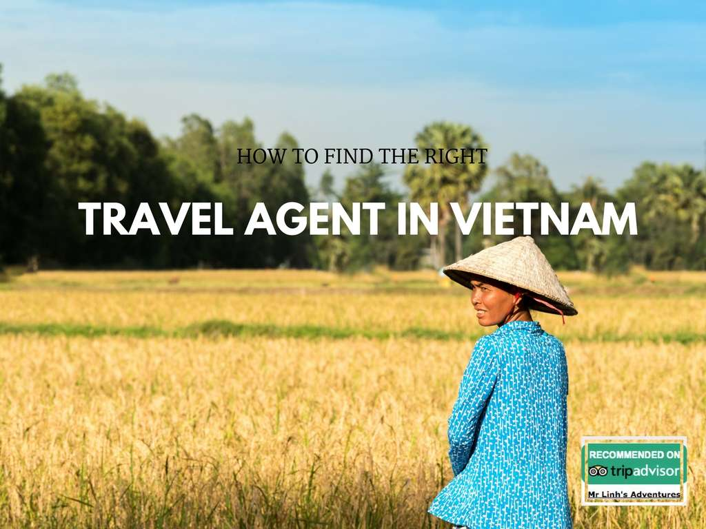 How to find the right travel agent in Vietnam