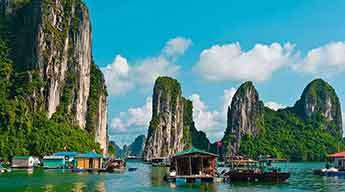Day-tour to Halong Bay